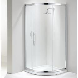 Flair Namara 900mm One Door Quadrant