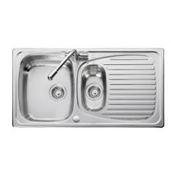 Euroline Bowl & 1/2 Kitchen Sink