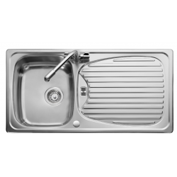 Euroline Single Bowl Kitchen Sink