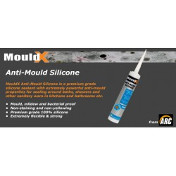 Mouldex Clear Silicone 310ml