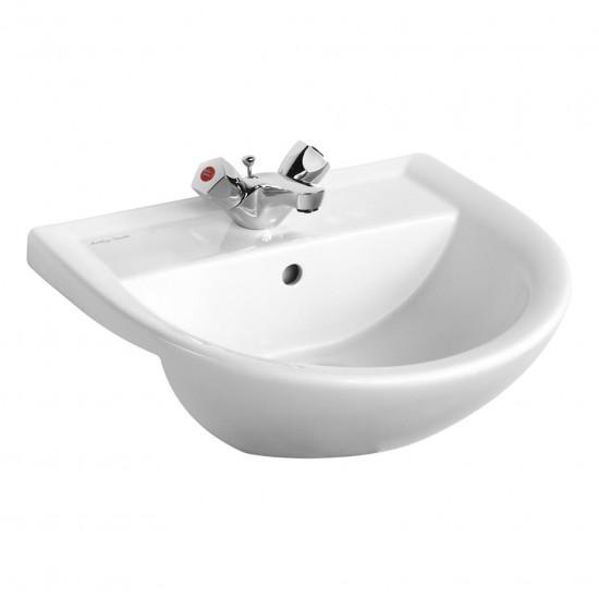 Sandringham 21 50cm Semi-Countertop Washbasin