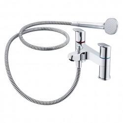 Ceraflex 2 Tap Hole Bath Shower Mixer