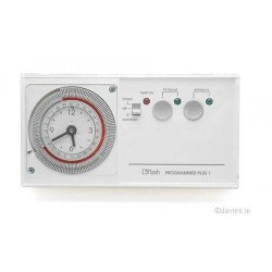 Flash 24 Hour Time Clock c/w 1 Hour Boost 31005