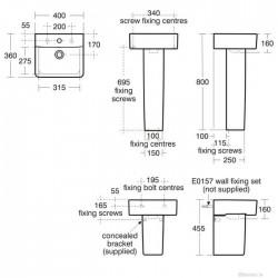 Concept Cube 40cm 1th