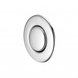 Shanks Concealed Cistern & Single Push Button