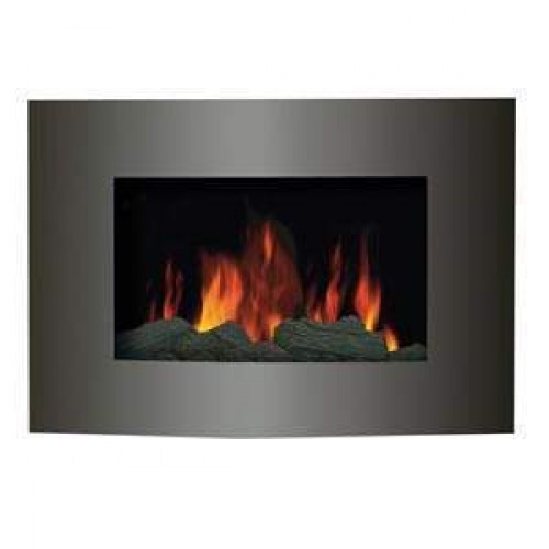 DeVielle Wall Log Fire Heating