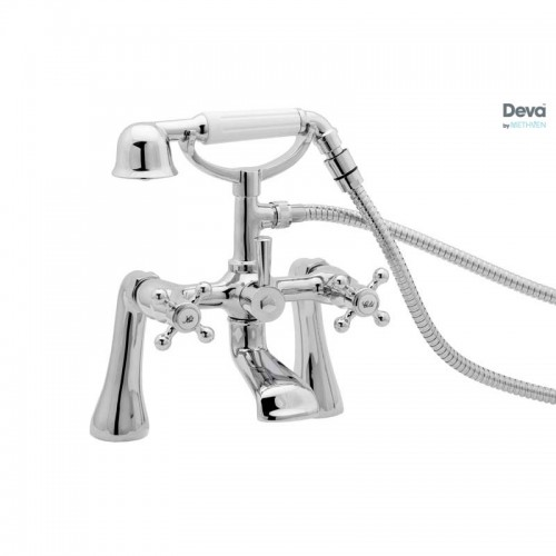 Tudor Bath Shower Mixer