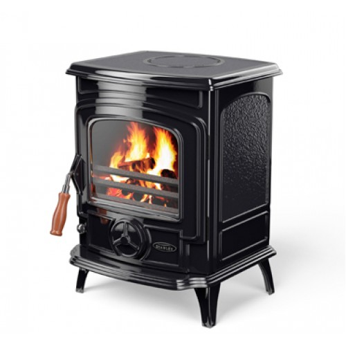 Oisin Enamel Black NB Heating