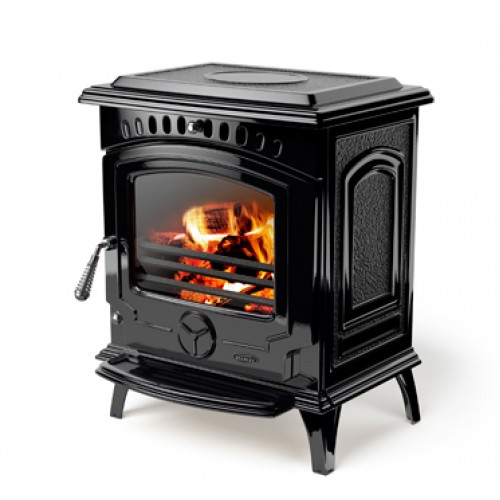 Tara Enamel Black NB Heating