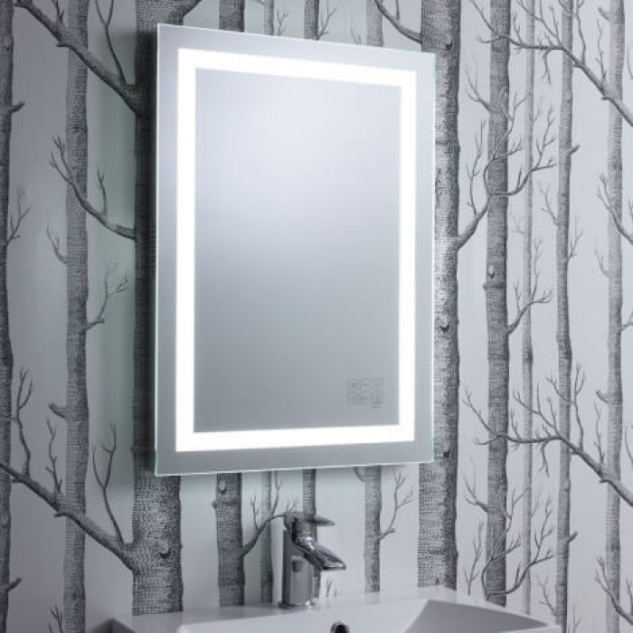 Encore 50cm Bluetooth Mirror