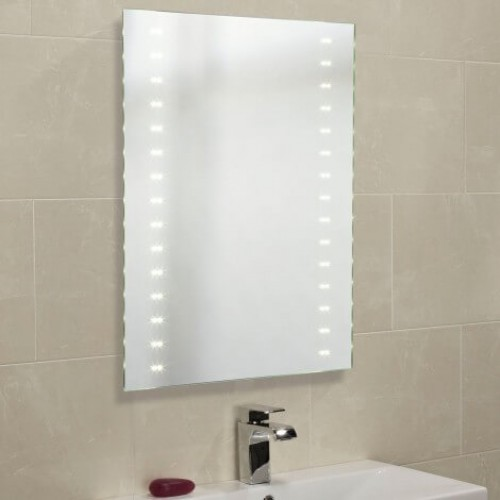 Pulse 60cm LED Mirror