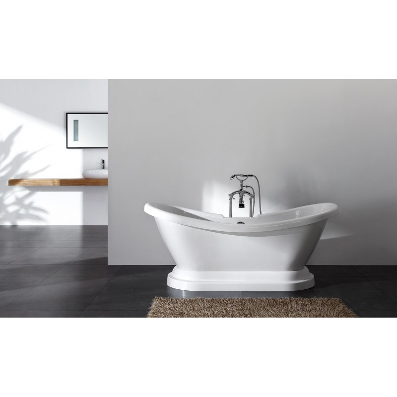 Monarch Freestanding Bath Sonas Davies