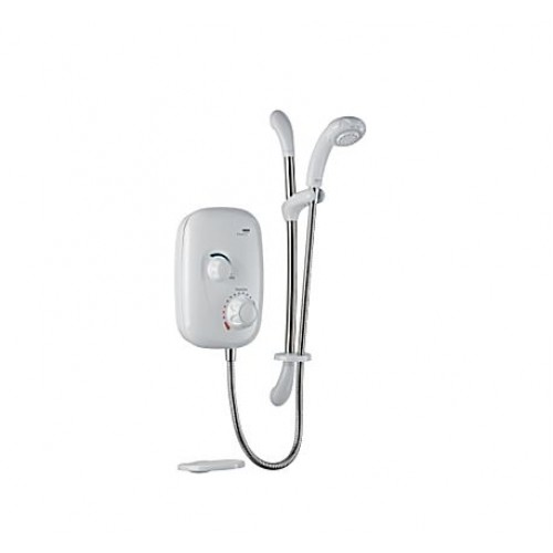 Mira Event XS Thermostatic White
