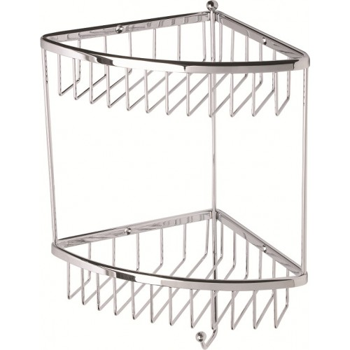 Madison Double Corner Basket Accessories