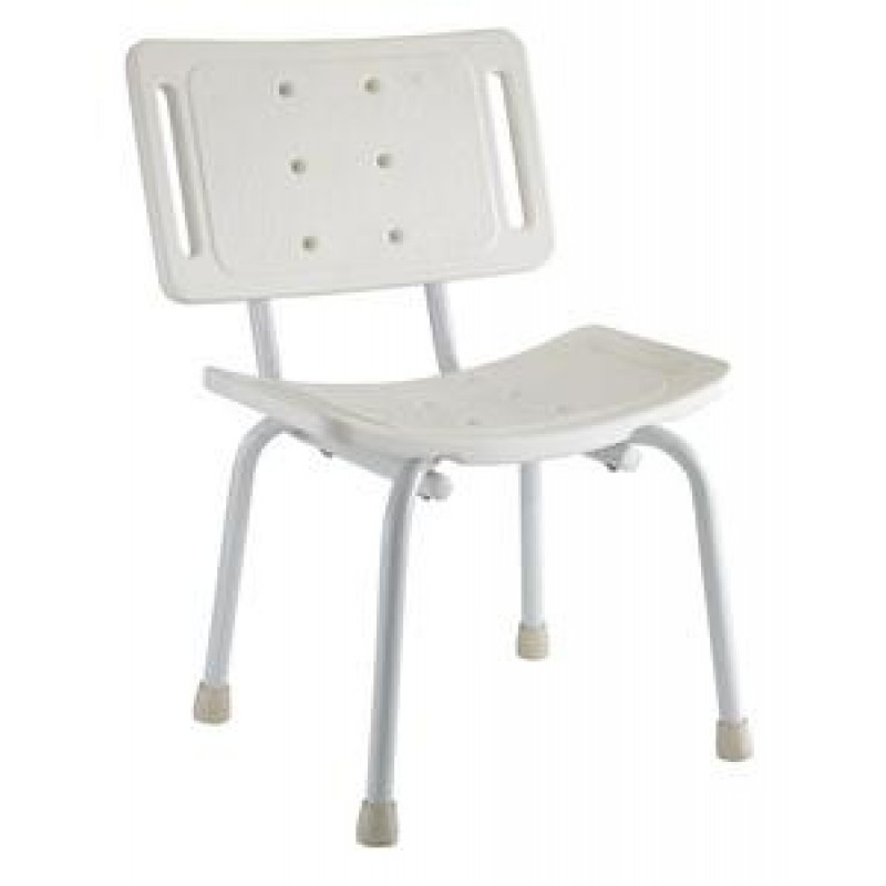Adjustable Shower Chair--Davies