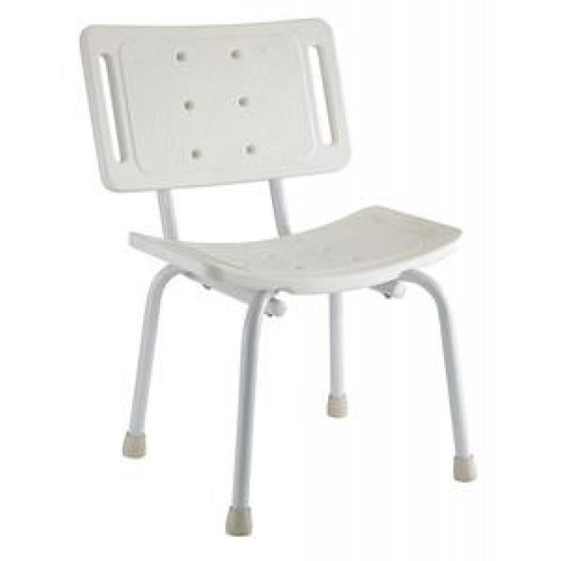 Adjustable Shower Chair--Davies