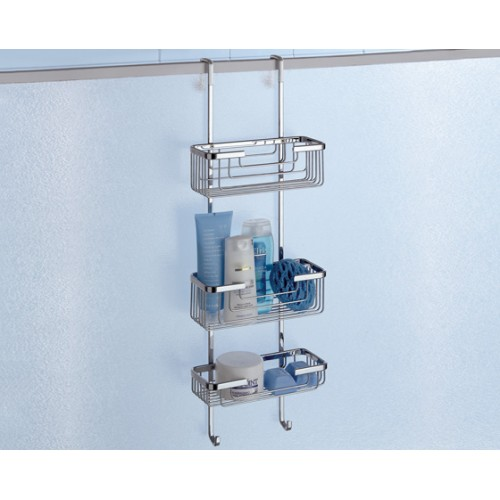 Complementi Three Tray Shower Stack Accessories