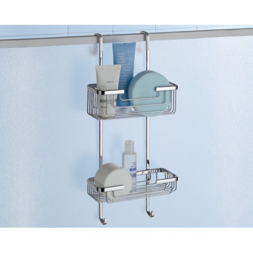 Complementi Two Tray Shower Stack Accessories