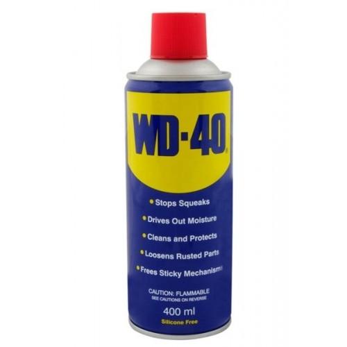 WD40 Lubricant 400ml Plumbing