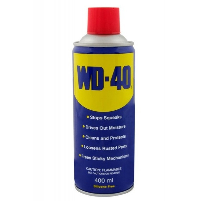 Wd40 Lubricant 400ml Davies