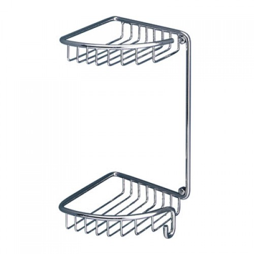 Complementi Double Corner Basket Accessories