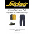 Snickers Workwear Pack