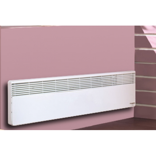 ATLANTIC F18 500W PLINTH ELECTRIC CONVECTOR HEATER - 665MMX250MM