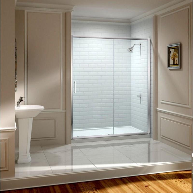 Merlyn series8 1200mm slider door for 1150mm shower door