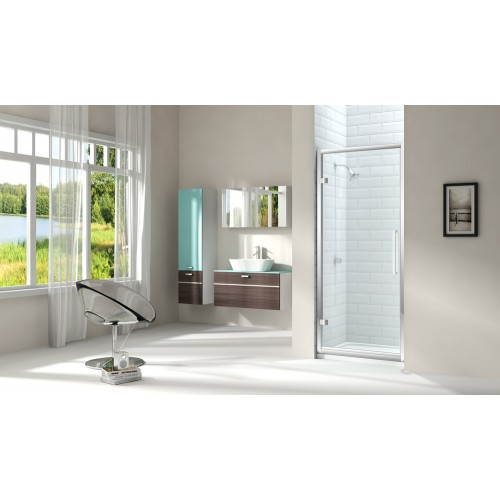 Merlyn S8 800mm Hinged Door