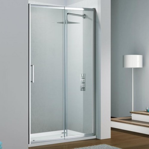 Flair Slimline Capella 1200mm Slider Door