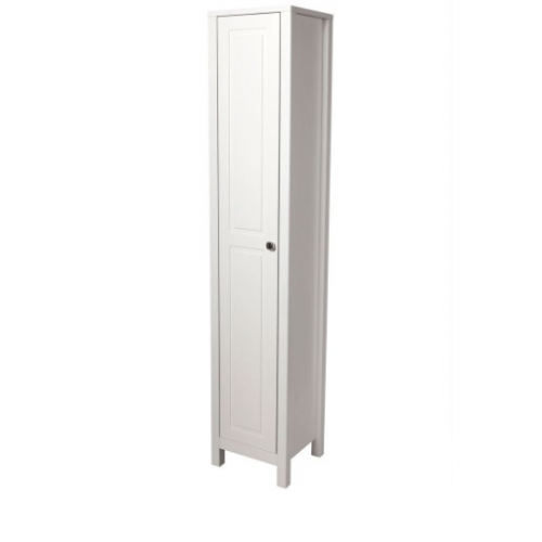 Kingston Tall Unit Chalk White