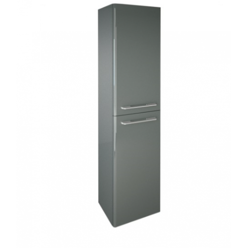 Mara Gloss Grey 30cm Wall Column