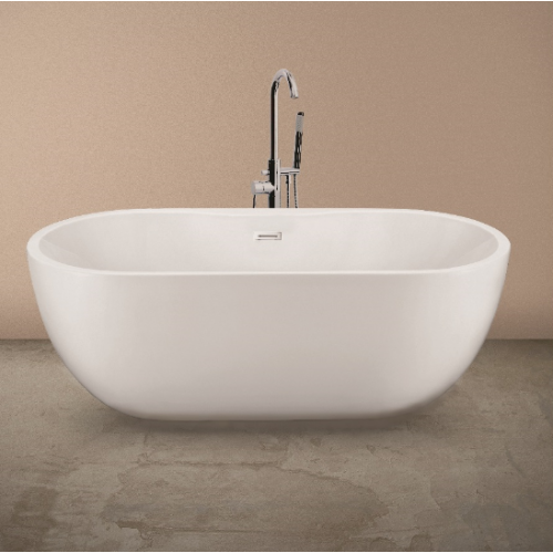 Chloe freestanding bath - 1180mm x 750mm