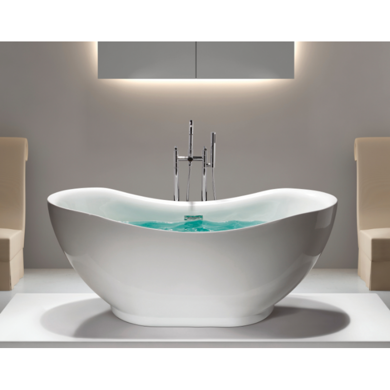 Hilton Freestanding Bath - 1700mm x 790mm
