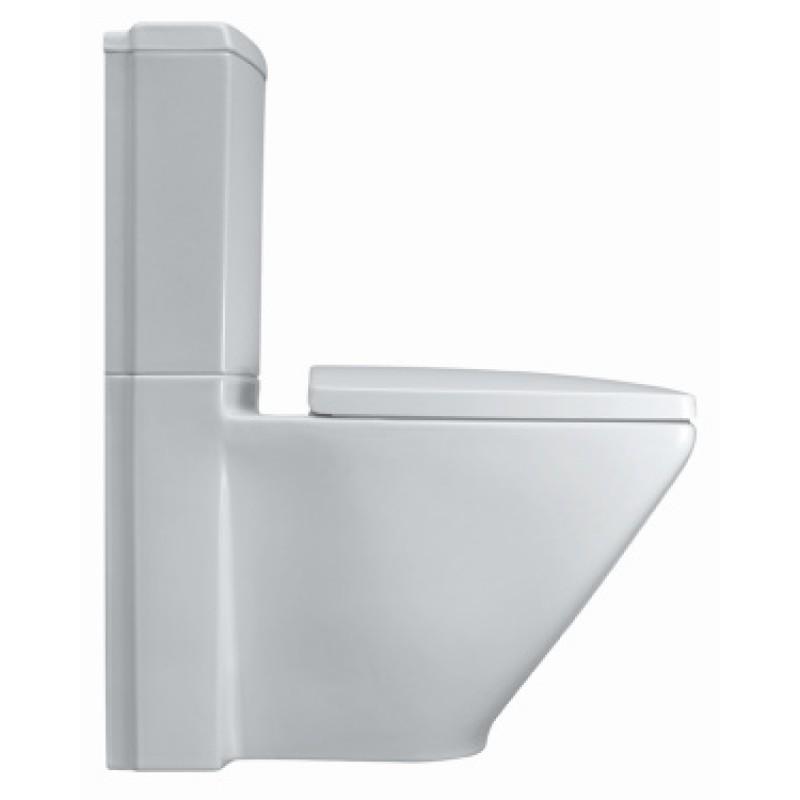 Eva Chrome twohandle high arc bathroom faucet  T6420