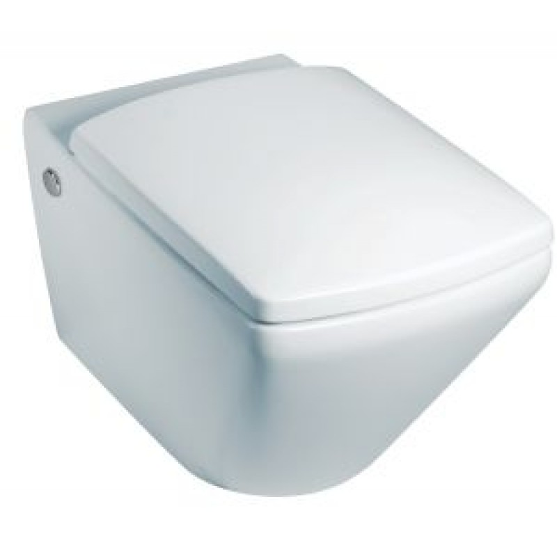 large square toilet seat. Kohler Escale Wall Hung WC Toilets  Basins