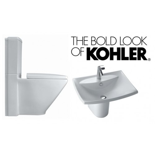 Kohler Escale Bathroom Suite