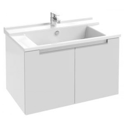 Kohler Struktura 80cm 1 Drawer Unit White