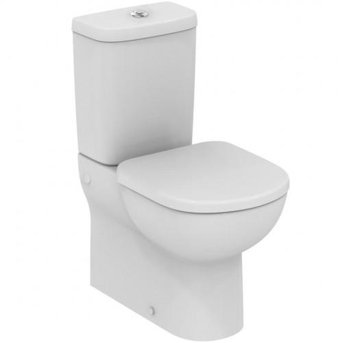 Tempo Fully Skirted Toilet