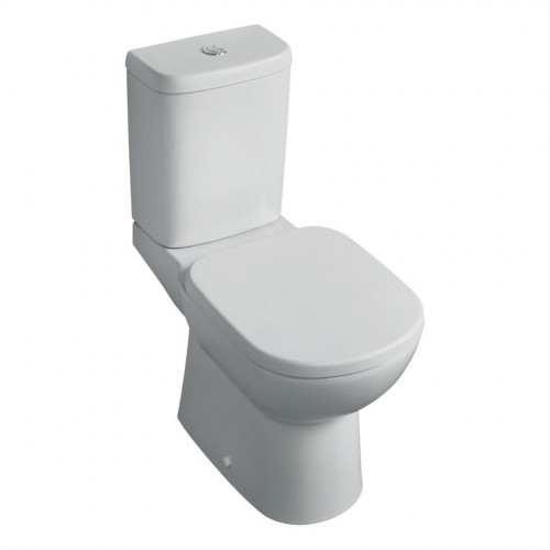 Tempo Open Back Toilet
