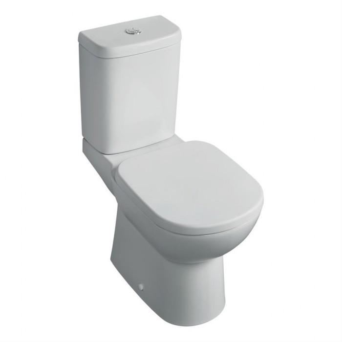 Tempo Open Back Toilet