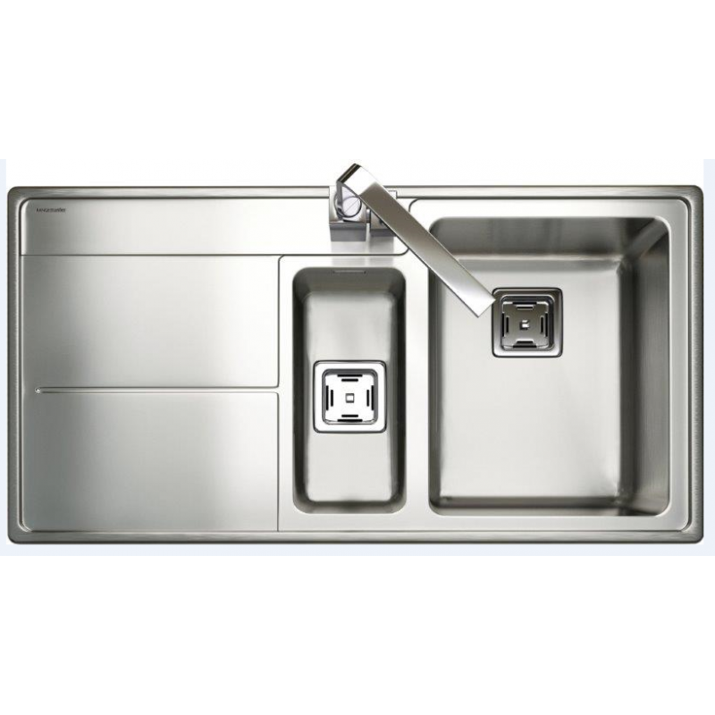 arlington stainless steel kitchen sink