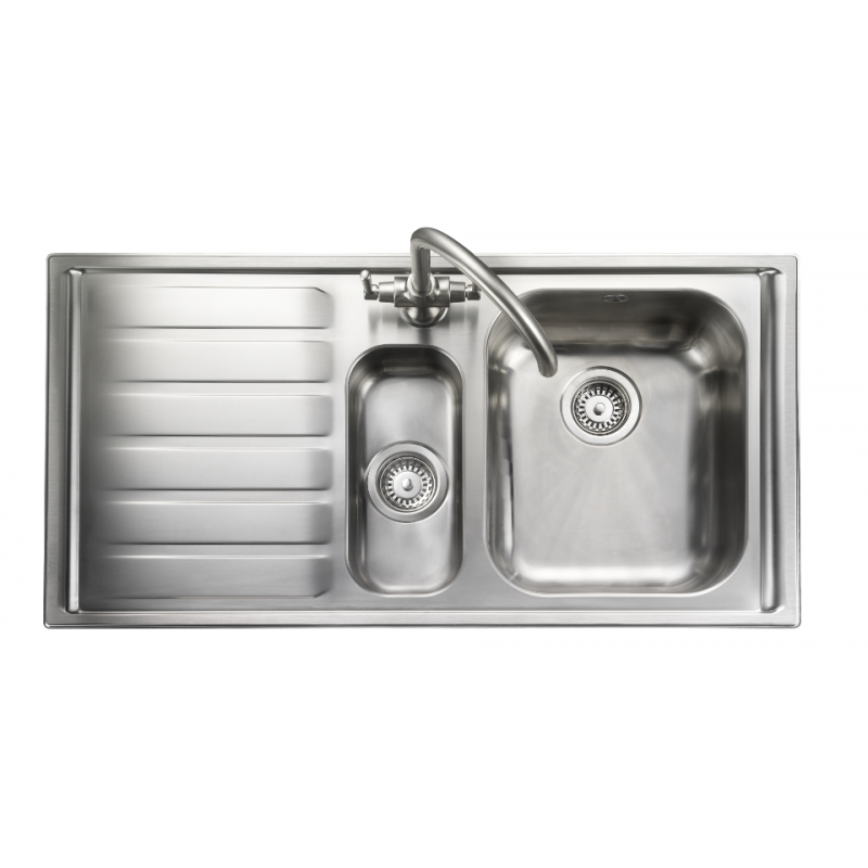 manhattan bowl  u0026 1 2 kitchen sink  rh   davies ie