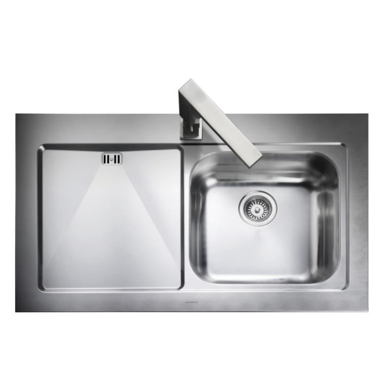 sc 1 st  Davies & Mezzo Single Bowl Kitchen Sink