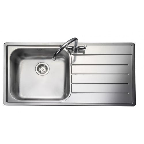 Oakland Single Bowl Kitchen Sink