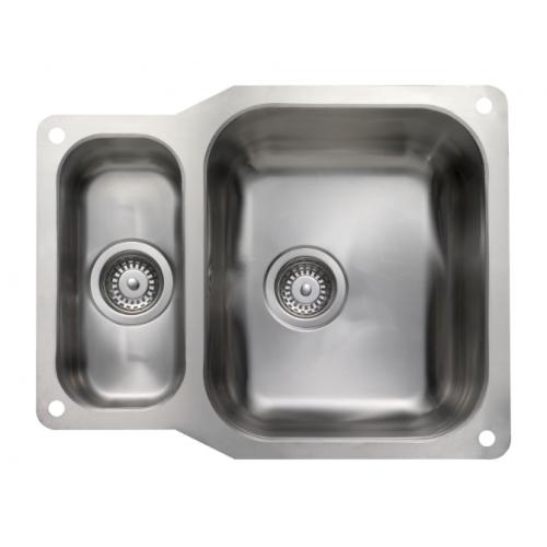 Atlantic Bowl & 1/2 Undermount Kitchen Sink