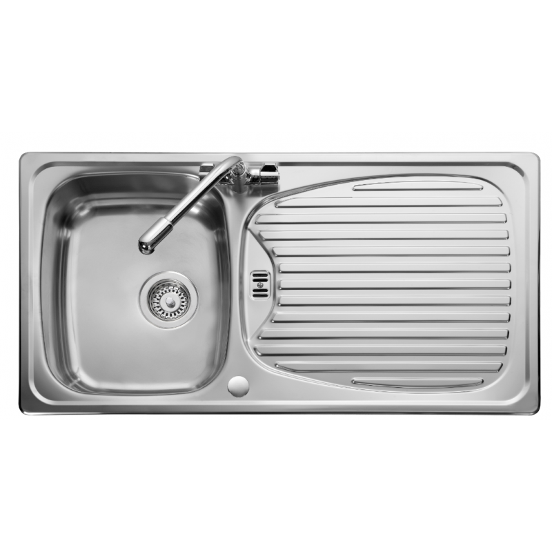 Euroline Single Bowl Kitchen Sink