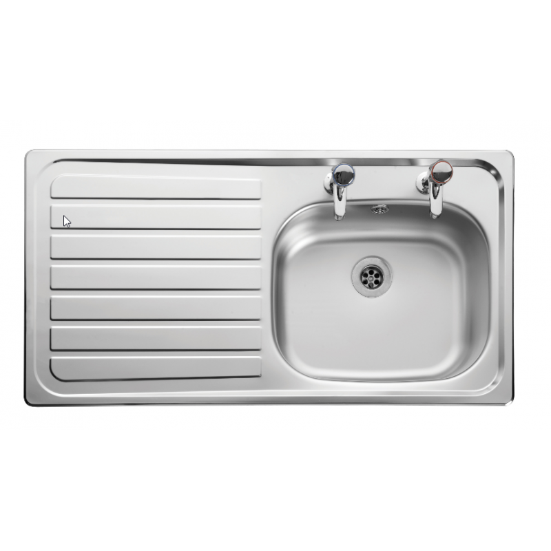 bar steel the p bowl sink home hand single topmount stainless and en categories kitchen right canada drainboard sinks depot