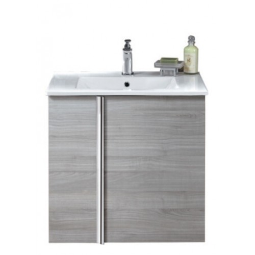 Avila Grey 60cm Wall Hung Vanity Unit