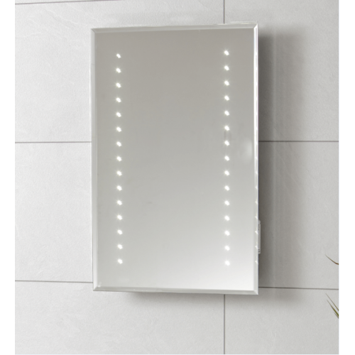 Logic 40 LED Mirror